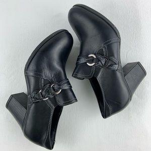 ROCKPORT Black Ankle Boots Size 7